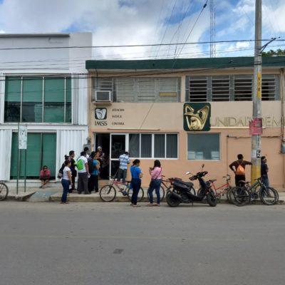 EMERGENCIA EN LA ZONA MAYA: Epidemia de conjuntivitis deja al IMSS sin formatos de incapacidad