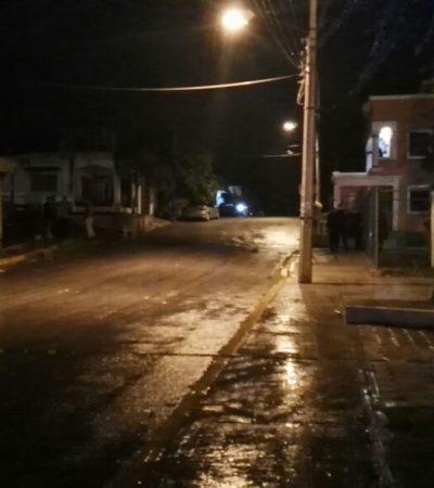 BALEAN CASA EN LA 237: Reportan detonaciones sin heridos en la colonia 'Magaly Achach' de Cancún