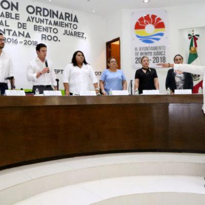 Rinde protesta Carlos Díaz Carvajal como titular del Implan en Cancún