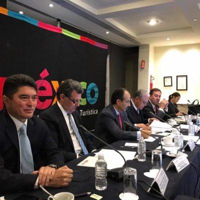 """La buena racha turística de México no debe ser afectada por el warning"": Félix González Canto"