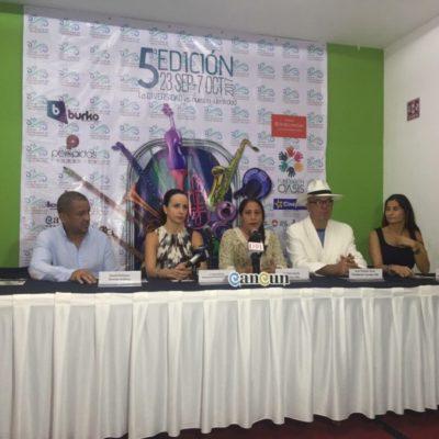 Invitan alFestival Internacional de Música Cancún