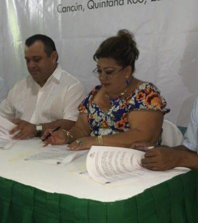 PIERDEN JÓVENES TIEMPO PROFESIONAL: Firman convenio Conalep y el CCE para facilitar la integración de estudiantes a la vida laboral