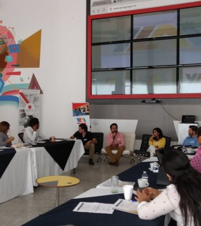 Realizan taller intensivo para emprendedores en Cancún