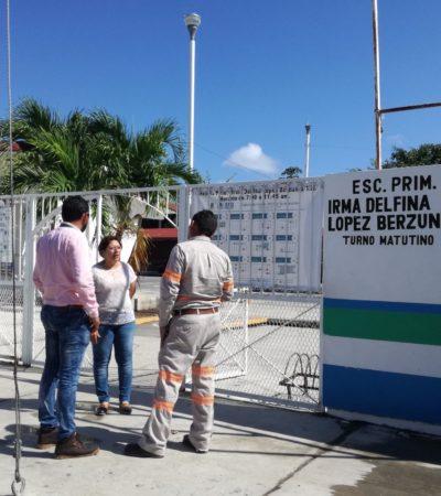 Sin clases más de 400 alumnos de escuela de Cozumel por falta de garantías de seguridad