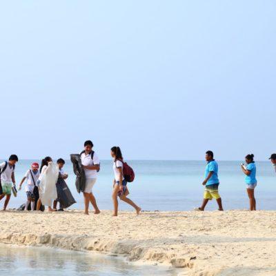 Se suman más de 5 mil solidarenses a jornada de limpieza de playas