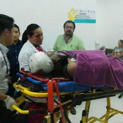 Fallece el lesionado de bala en la Zona Hotelera