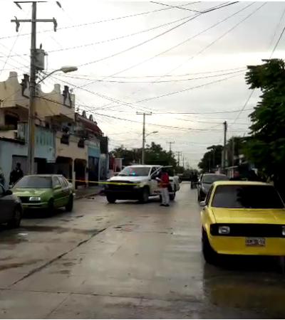 BALEADO EN LA REGIÓN 100: Hieren a una persona por presuntas rencillas entre pandillas en Cancún