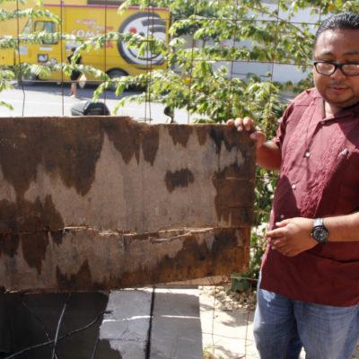 PEGA ROBOS EN ESCUELAS: Se llevan por segunda vez en menos de una semana cableado de primaria en Cancún