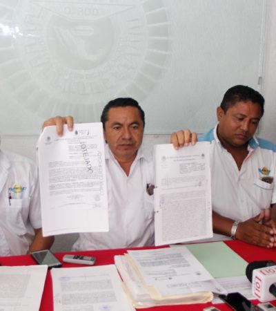 AMAGAN CON PARO DE LABORES EN TURICUN: Por conflicto sindical, trabajadores amenazan con paralizar el servicio de transporte público en Cancún