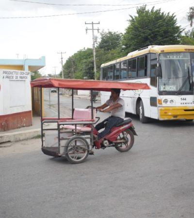 Teoría del mototaxi peninsular  Por Gilberto Avilez Tax