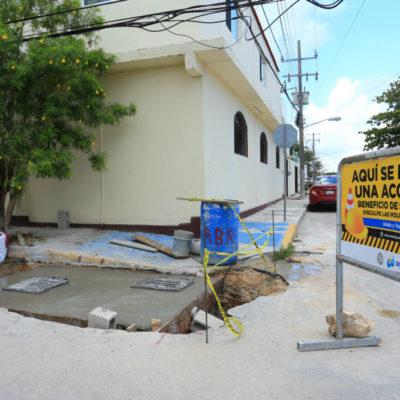 Construcción de obra pública, uno de los puntos a destacar a un año de gobierno en Solidaridad