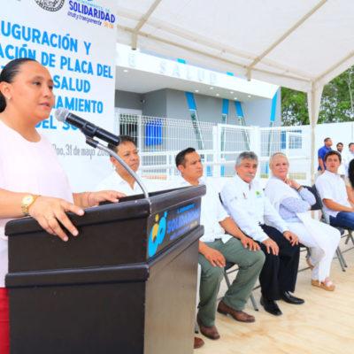 Asegura Alcaldesa que dan atención prioritaria a vecinos de Villas del Sol en Playa del Carmen