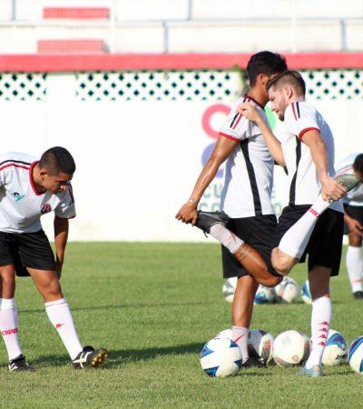 Pioneros a dar el 'Grito' de gol; reciben el sábado al Real Zamora en el Andrés Quintana Roo