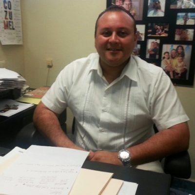Golpeteo de grupos no afecta al PRD: Ramón Escalante