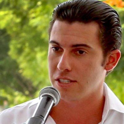 Descarta Remberto Estrada hablar sobre su futuro político