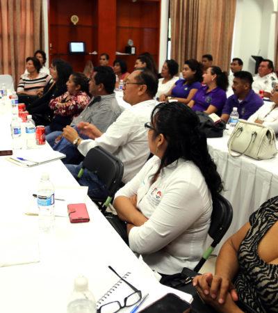 Otorga Dirección de Prevención del Delito beneficios a trabajadores de Cancún