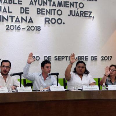 Aprueba Cabildo nueva nomenclatura en dos vialidades de Cancún