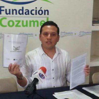 Rompe Fundación Comunitaria con Perla Tun