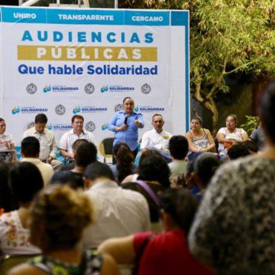 Atiende Solidaridad a más de 8 mil personas con programas de audiencia ciudadana