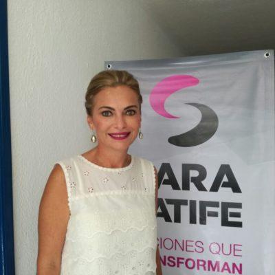 Dice diputada Sara Latife que falta de gestión de Perla Tun evita llegada de recursos federales a Cozumel