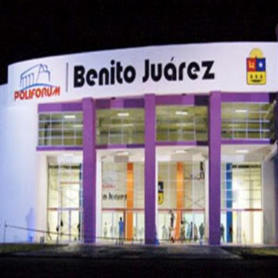 Rompeolas: Bonus Track   PoliforumBenito Juárez, sede del informe alterno de Carlos Joaquín