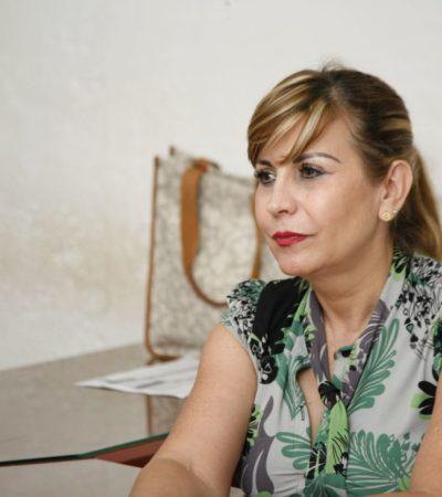 """Critica Susana Hurtado rompimiento de la CTC con el PRI y dice que, cuando el barco se hunde, """"las primeras en irse son las ratas"""""""