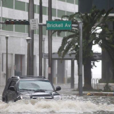 SE DEGRADA 'IRMA' A TORMENTA TROPICAL: Inicia recuento de daños en Florida tras el paso de temido huracán