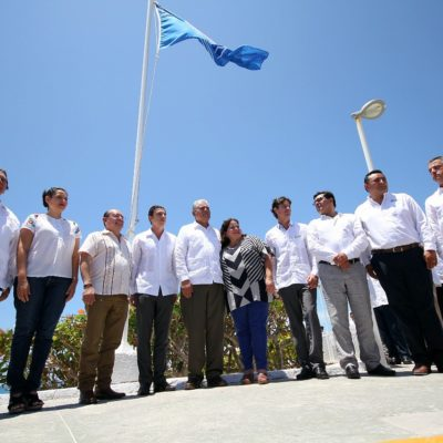 """A unas horas de su Informe, Alcalde Remberto Estrada asegura que """"los logros están a la vista de de todos"""" en Cancún"""