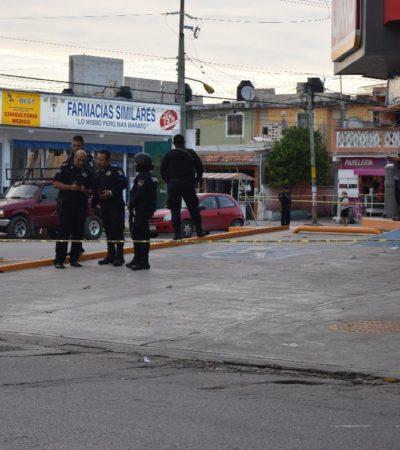 DOS BALEADOS EN TIERRA MAYA: Un hombre y una mujer fueron hospitalizados tras ser tiroteados en Cancún