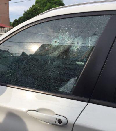 DESANGRA LA VIOLENCIA A TABASCO: Ejecutan en Villahermosa a 'Jerry' Barceló, hijo de la empresaria yucateca 'Tere' Cazola