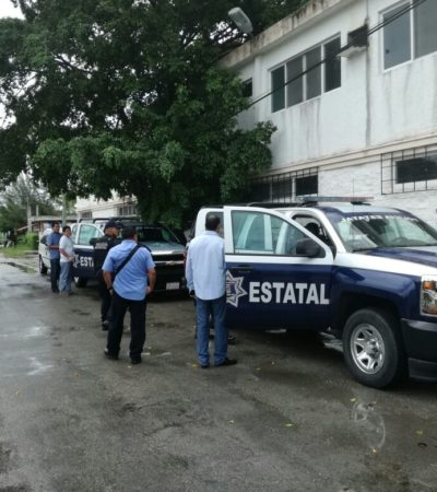 Rentará Seguridad Pública puesto de mando en Cozumel