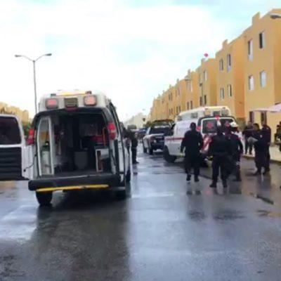 TIROTEAN UNA BARBERÍA EN PASEOS DEL MAR: Muere hondureño y quedan tres heridos tras el ataque a un negocio en Cancún