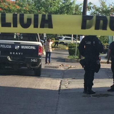 FUE INTENTO DE ASALTO LO DE LA YAXCHILÁN: Abandonan dos pistolas, pero autoridades descartan presunto 'levantón' en Cancún