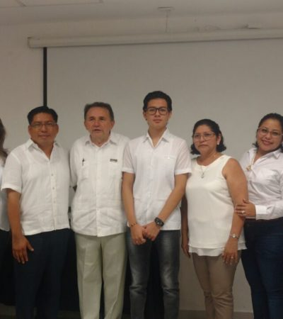 Se suman a Morena maestros, estudiantes y trabajadores del aeropuerto de Cancún