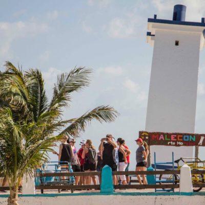 Destacan consolidación de la marca turística de Puerto Morelos