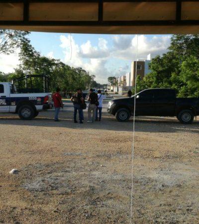 VIOLENTO AMANECER EN CANCÚN: Atados y baleados, encuentran a otros dos ejecutados en el fraccionamiento 'La Joya