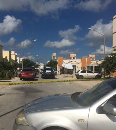 CRUDA MAÑANA DE INDEPENDENCIA: Hallan en Cancún restos humanos embolsados en contenedor de basura en Paraíso Maya