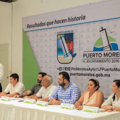Presentan en Puerto Morelos trabajos de la etapa de Verificación de la Agenda para el Desarrollo Municipal
