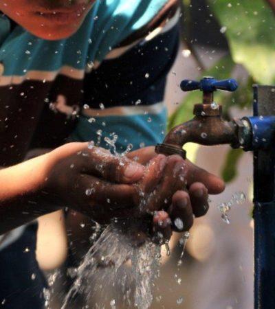Se pone Gobierno de QR al día con adeudos con la Conagua, reingresa a programa federal para extracción de agua y recibe 26 mdp