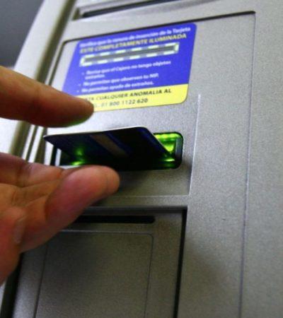Aumentan denuncias por mal servicio de cajeros automáticos