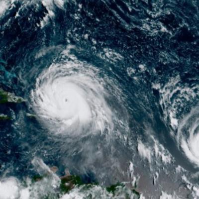 SIGUEN AMENAZANTES 3 HURACANES: 'Irma' avanza hacia Florida; 'José' se fortalece a categoría 4; 'Katia' golpeará a Veracruz