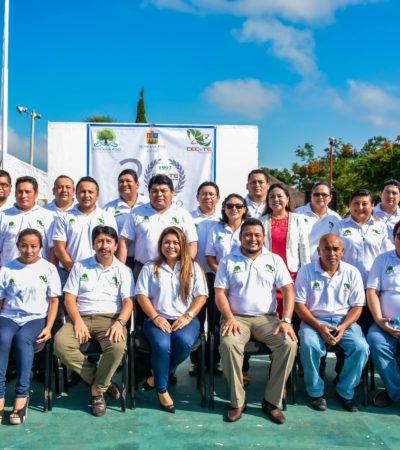 Festeja Cecyte Tulum su XX Aniversario