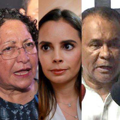 Dan legisladores y ex funcionarios su respaldo a acciones del gobierno de Remberto Estrada en Cancún