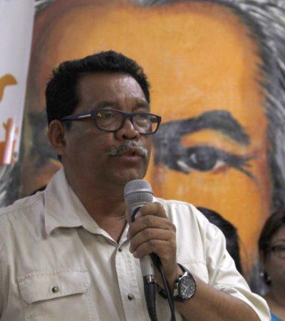 Confirma Hernán Villatoro alianza de PT con Morena en Quintana Roo
