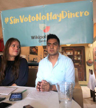 Exige Wikipolítica Quintana Roo que Congreso local analice 'Ley Kumamoto'