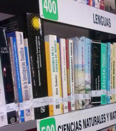 Aún analiza Instituto de la Cultura presentar denuncias por la perdida de acervo en la biblioteca 'Javier Rojo Gómez'