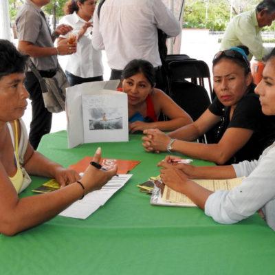 Facilitan oportunidades de empleo para 5 mil 300 cancunenses