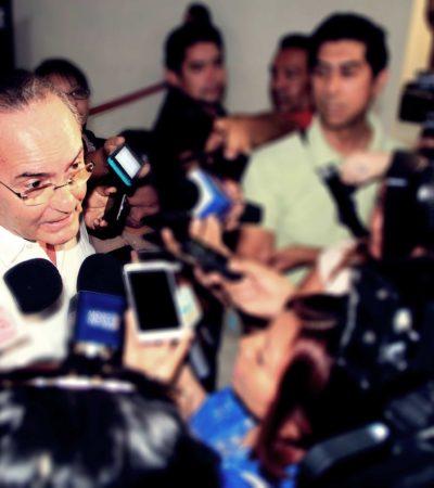 """""""SON SÓLO ESO… OPINIONES"""": Minimiza secretario de Gobierno críticas de diputados al desempeño del gabinete de Carlos Joaquín"""