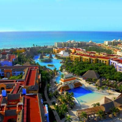 SIGUE EN CRECIMIENTO HOTELERÍA ESPAÑOLA: En construcción, 4 mil cuartos de 3 cadenas hoteleras en la Riviera Maya