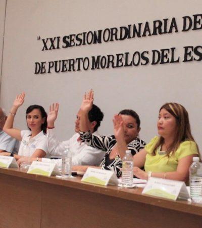 JUSTIFICA COMUNA SOLICITUD DE PRÉSTAMO: Debe Puerto Morelos cumplir con aportación para obra de electrificación subterránea